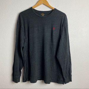 Polo Ralph Lauren Long Sleeved Men's XL Tee Shirt